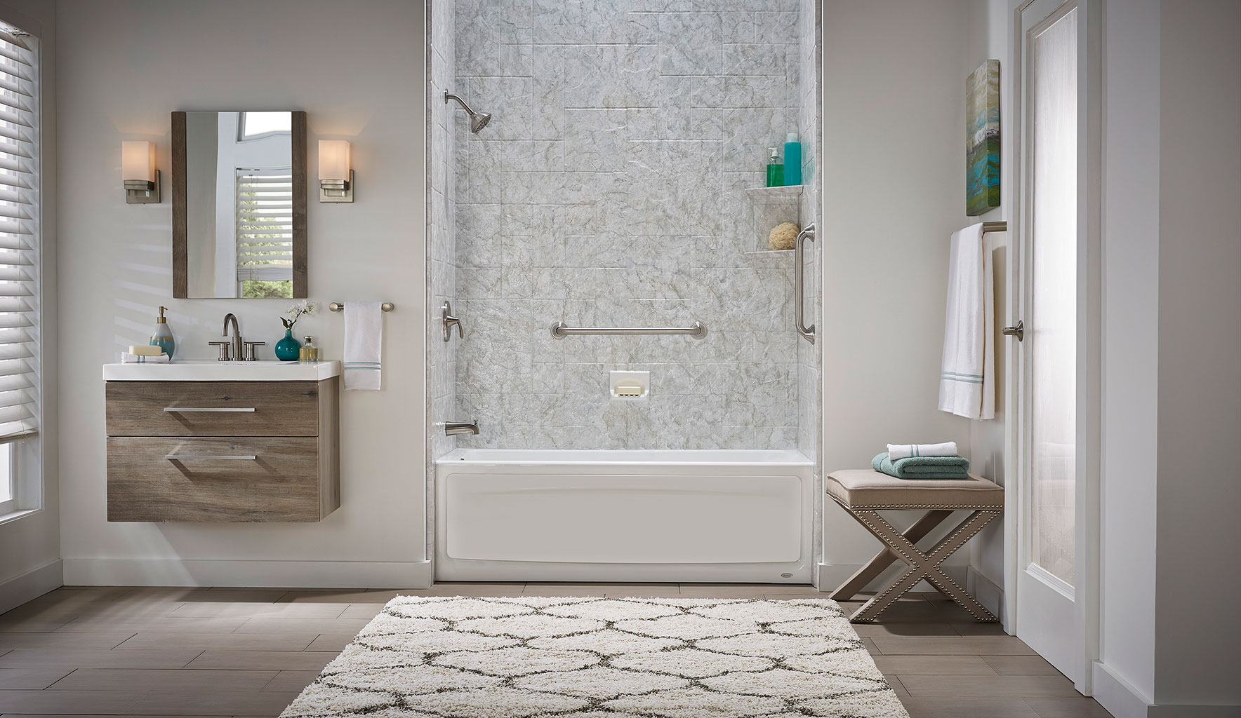 Bathroom Safety Is Important: A Shower Remodel Can Help