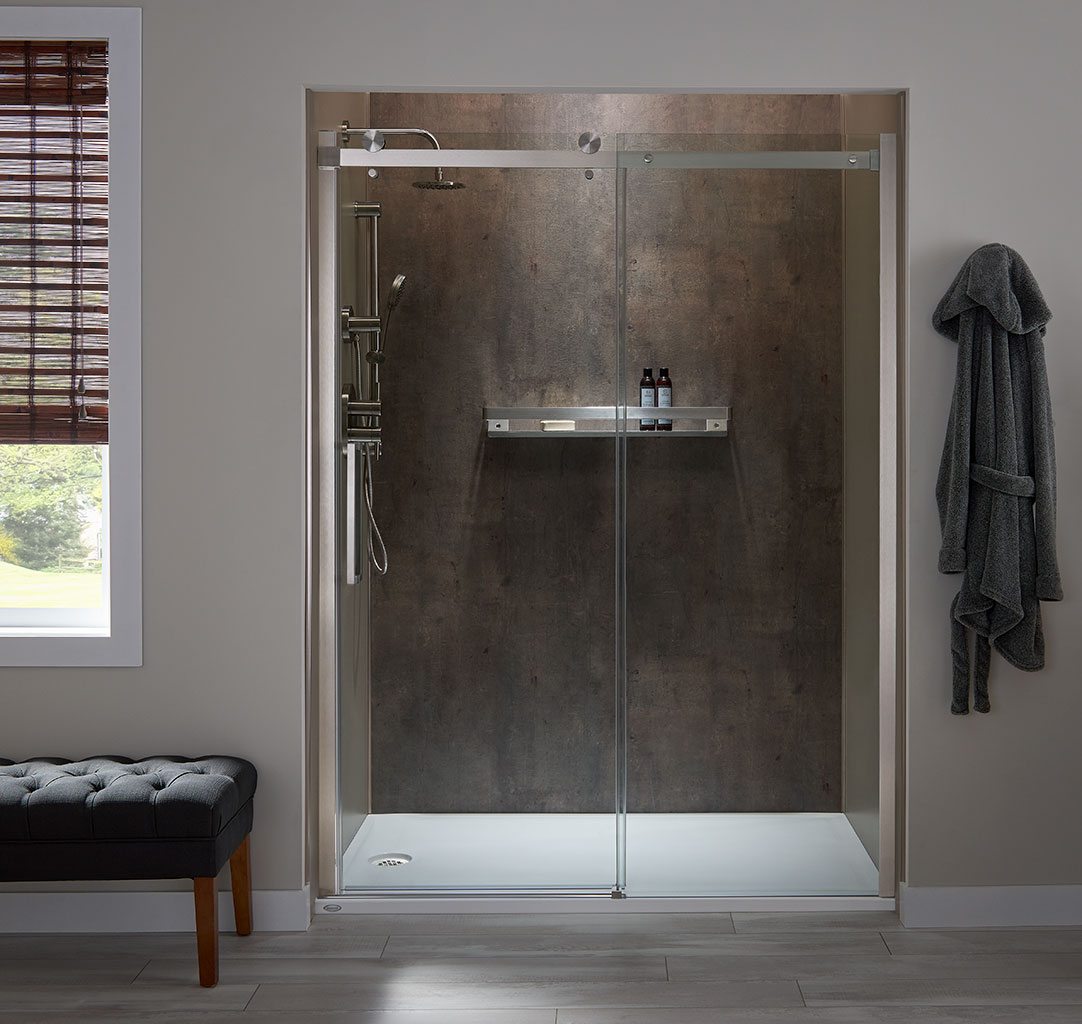 4 Benefits of Tub to Shower Conversions