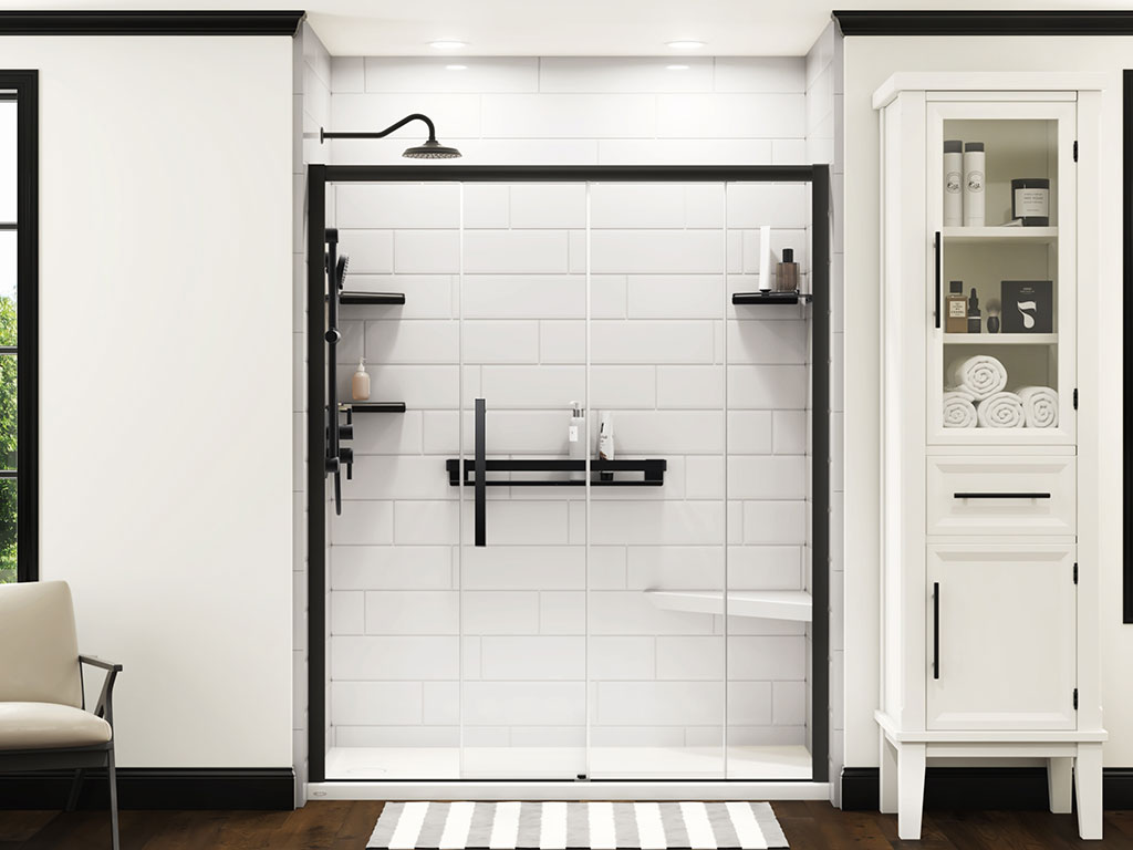 How Long Does a Bathtub to Shower Conversion Take?
